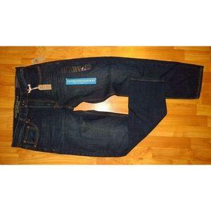 American Eagle Slim Straight Jeans 34x32 NWT